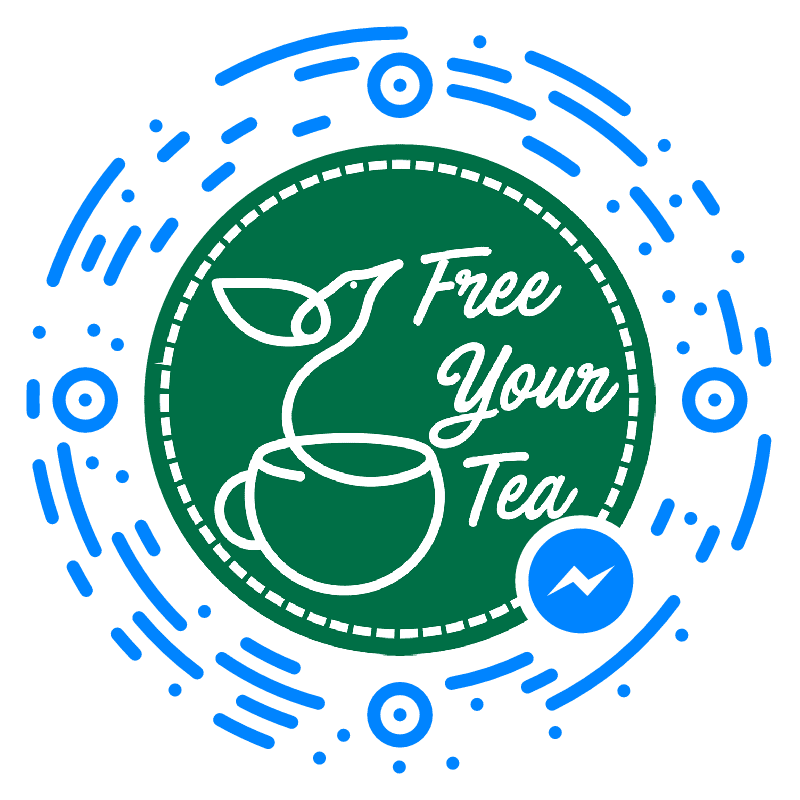 free your tea messenger code small