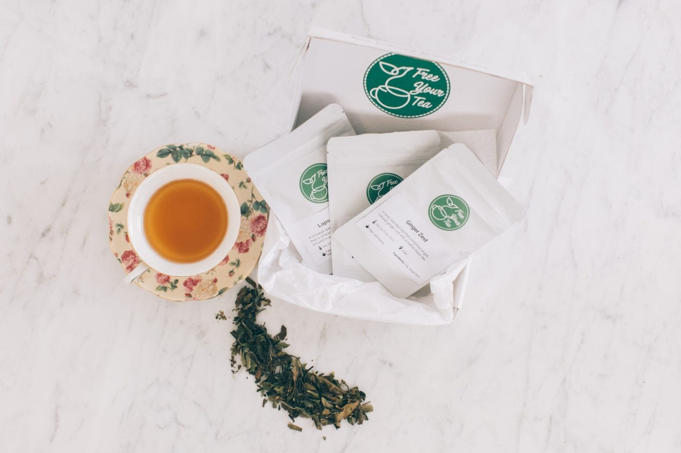 Free Your Tea Sampler
