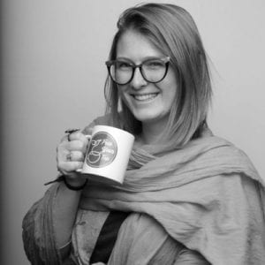 Fell in love with tea during her semester abroad in India. For her, it doesn't get better than a sweet jasmine tea that reminds her of the jasmine bushes in her New Orleans neighborhood.