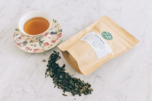 Personalized tea subscription