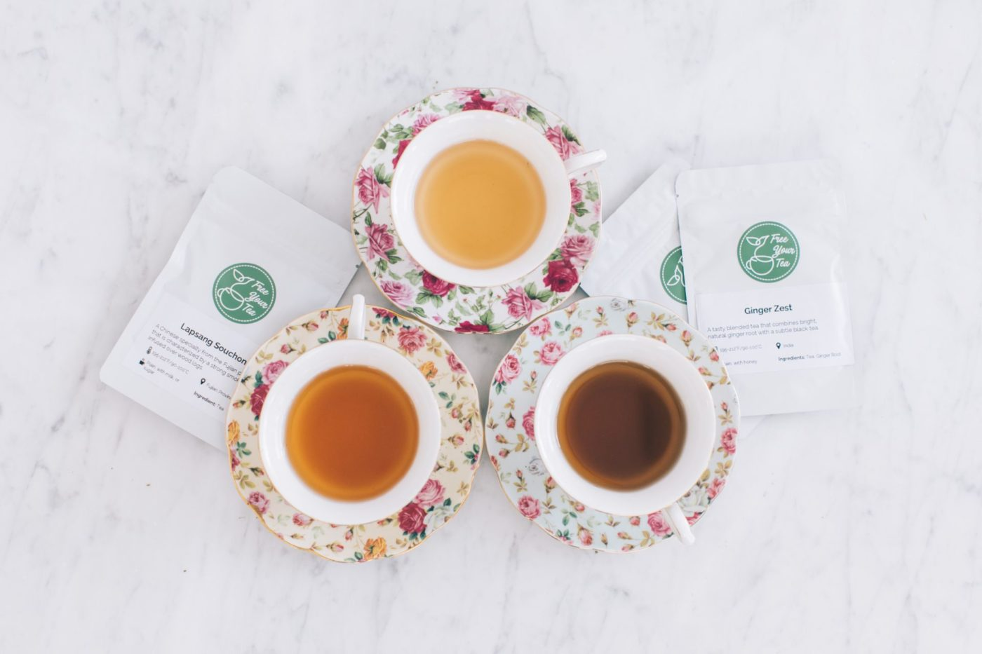 Teas Tailored To Taste